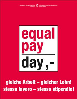 Equal Pay Day 2018